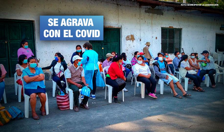 La Convención afronta el mayor brote de dengue en los últimos 10 años en la región de Cusco