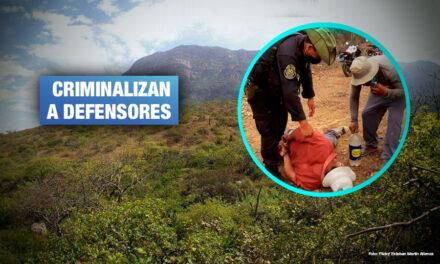 Reserva de Chaparrí: Denuncian abuso de autoridad en operativo policial contra defensor ambiental