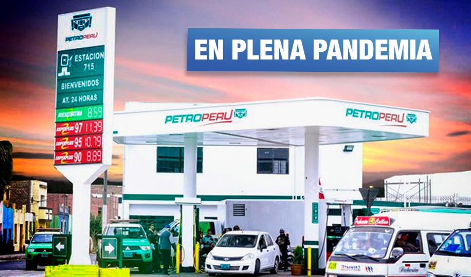 Petroperú gastará más de S/. 8 millones en instalar y difundir nueva imagen
