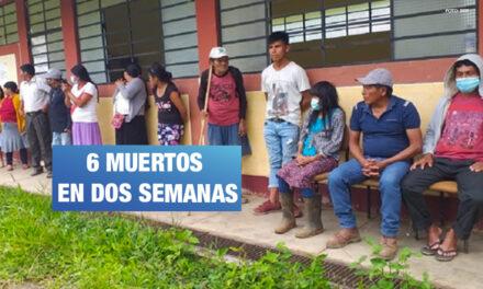 Comunidad awajún de Cajamarca pide ayuda por falta de personal médico y medicinas