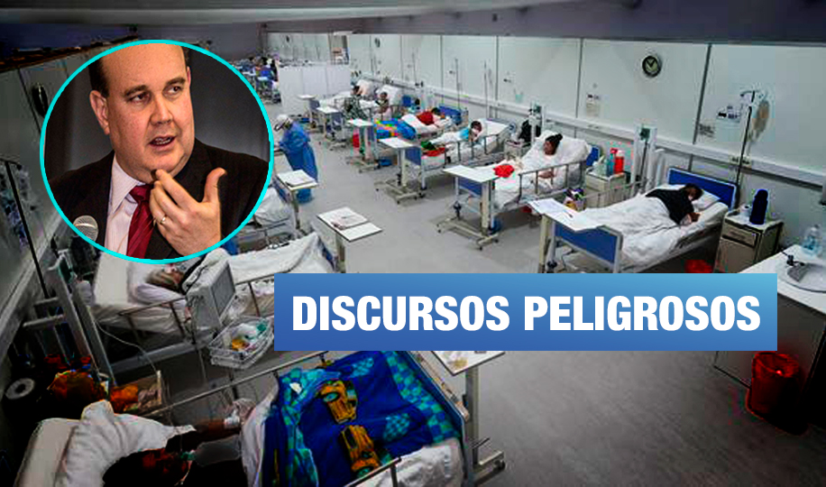 Candidatos de ultraderecha fomentan rechazo a cuarentena pese a nivel de alerta sanitaria