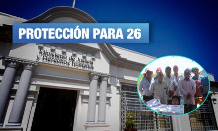 Ministerio de Justicia defenderá a comuneros que denunciaron a empresas vinculadas al Sodalicio