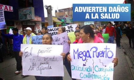 Defensores ambientales apelan contra la resolución que aprueba el Megapuerto de Chancay