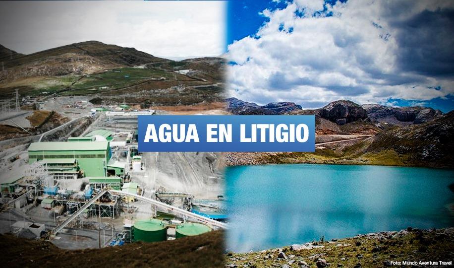 Exponen riesgos del proyecto minero Ariana que amenaza agua de Lima y Callao