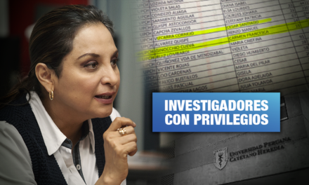 Hija de periodista Rosana Cueva también recibió vacuna de cortesía
