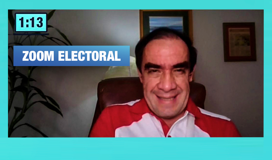 """Yonhy Lescano sobre Merino: «No es mi enemigo, es mi adversario"""""""
