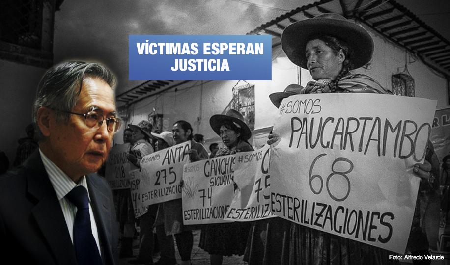 Reanudan audiencia judicial contra Alberto Fujimori por esterilizaciones forzadas