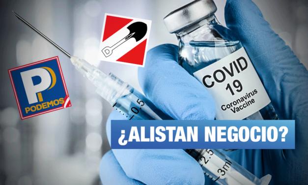Congreso: Presentan 7 proyectos de ley para que empresas privadas compren vacunas