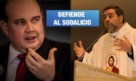 López Aliaga calificó de «santo» a cura del Sodalicio acusado de encubrir casos de abuso sexual