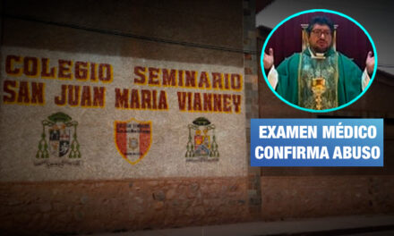 Huancavelica: Sacerdote denunciado por violación a adolescente está no habido