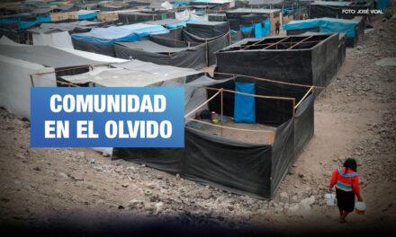 Ministerio de Vivienda dejará de construir el complejo habitacional que prometió a comunidad shipiba
