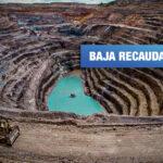 Sector minero creció un 400% pero solo paga hasta 10% de impuestos al Estado