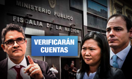 Keiko Fujimori: Mark Vito presentó a fiscalía documentos sin validar de cuentas en EE.UU.