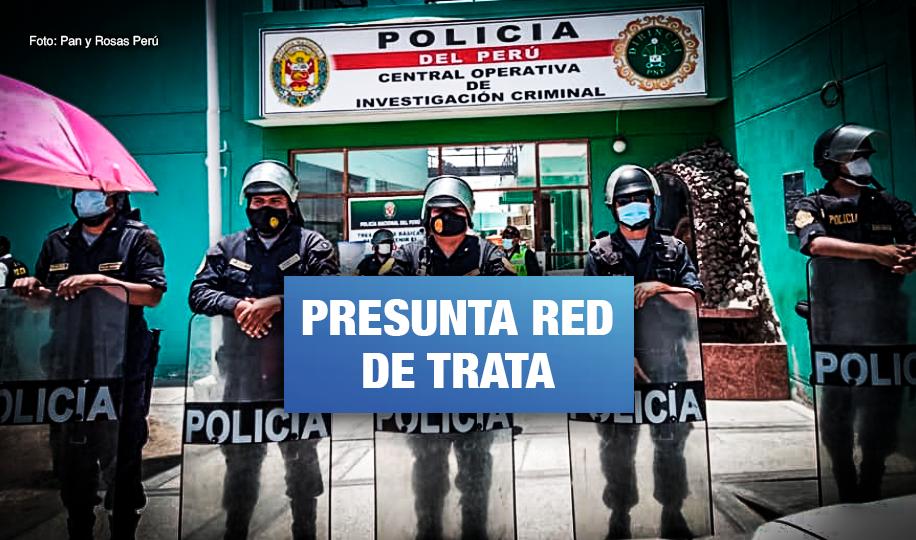 Inspectoría de la PNP investiga a agentes de Tacna involucrados en feminicidios