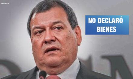 Inician proceso de exclusión a Jorge Nieto de Victoria Nacional por presunta omisión de información