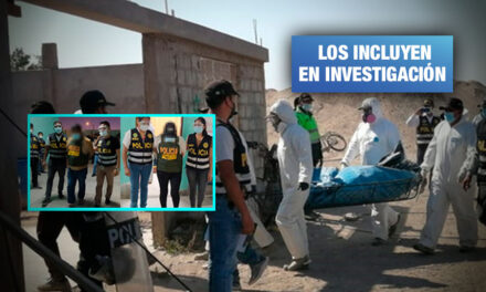 Detienen a padres de policía investigado por feminicidio de Judith Machaca en Tacna
