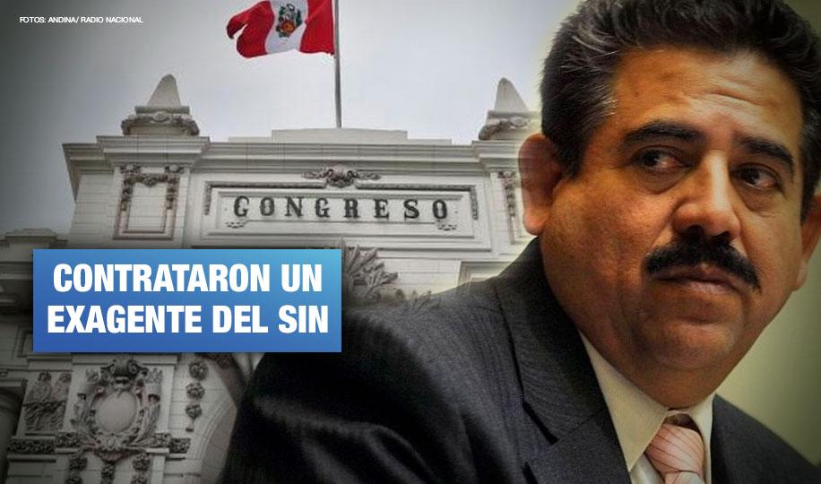 Congreso: Mesa directiva despidió a 26 agentes de seguridad contratados por Merino