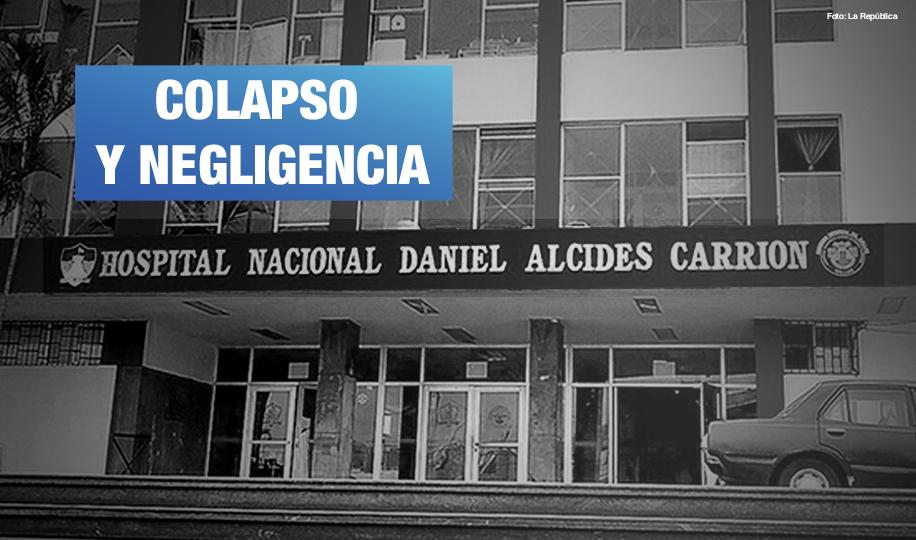 Callao: Hospital Carrión guarda ambulancias inoperativas recién compradas