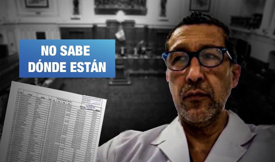 Vacunagate: Jefe de ensayo clínico confirmó que existen 280 dosis restantes