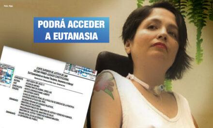Ana Estrada: «Yo sabía que cuando llegara este momento iba a ser libre»