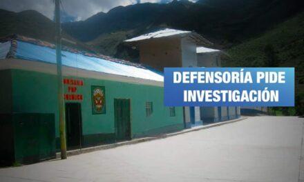 Policía se negó a registrar denuncia de ancianos que fueron torturados en Cajamarca