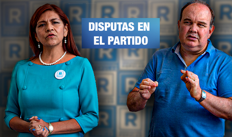 Neldy Mendoza confirma que no ha renunciado pese a que López Aliaga le pidió su retiro