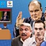[GRÁFICA]: Los engreídos de los medios de televisión