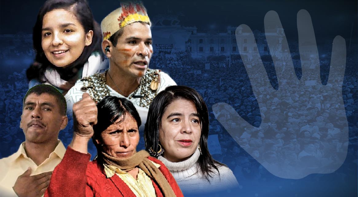 [GRÁFICA] Defensores de derechos humanos en peligro