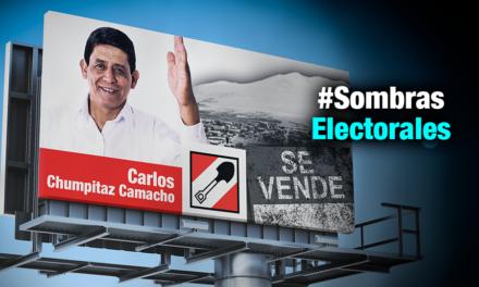 Candidato de AP intervino a favor de venta ilegal de terrenos a José Antonio García-Belaúnde