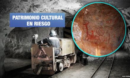 Pinturas rupestres de Puno en peligro por concesiones mineras