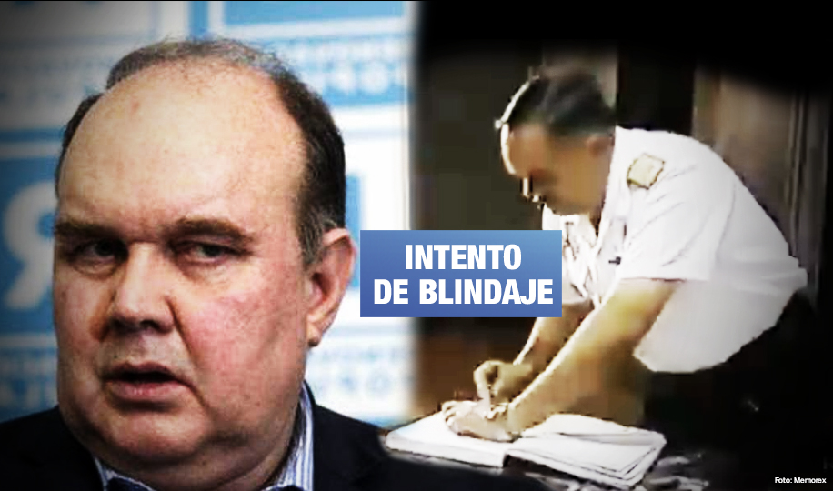 Candidato a la vicepresidencia de Renovación Popular firmó Acta de Sujeción de Montesinos