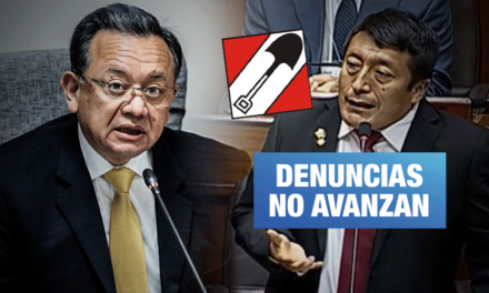 Subcomisión liderada por Acción Popular blinda por más de dos meses a Edgar Alarcón
