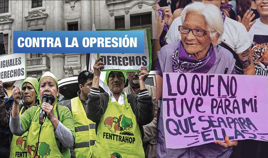 Del 'abuelas terroristas' a denigrar el trabajo del hogar, por Cynthia Valle