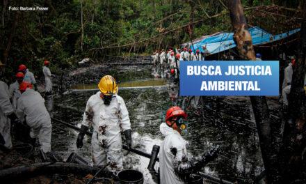 Proyecto de ley que refuerza sanciones por derrames de petróleo avanza en el Congreso