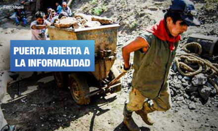 Fuerza Popular busca retrasar proceso de formalización de mineras pequeñas y artesanales
