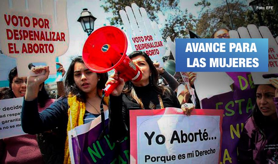 Presentan proyecto de ley por derecho a la maternidad libre y aborto por violación
