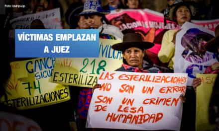 Caso esterilizaciones forzadas: abogados de Fujimori y sus exministros frustraron hasta 3 audiencias