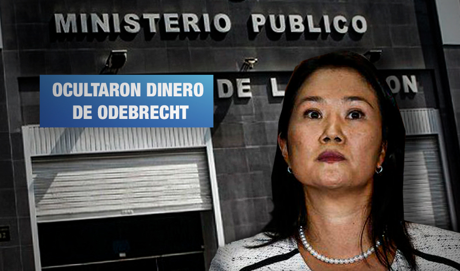 14 colaboradores confirman a fiscalía que Keiko recibió dinero de falsos aportantes en 2011