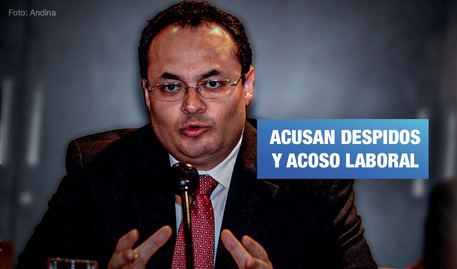 Exministro peruano renuncia a Banco de Desarrollo Latinoamericano por múltiples denuncias