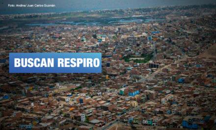 Vecinos de Villa El Salvador luchan por una planta de oxígeno