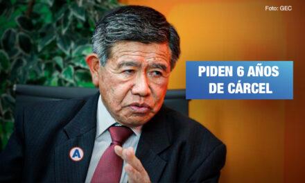Candidato de APP podría ir a prisión por el delito de peculado doloso