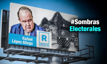 Rafael López Aliaga: Los artificios en defensa de su monopolio ferroviario