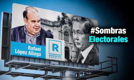 Gobierno de Fujimori intercedió a favor de los negocios de Rafael López Aliaga