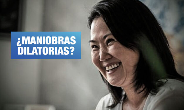 Keiko cuestiona falta de imparcialidad de juez, sin embargo este ha autorizado que haga campaña fuera de Lima