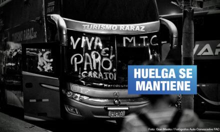 La subida del combustible en el Perú y el paro de transportistas
