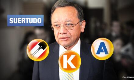 Tres bancadas del Congreso blindaron a Edgar Alarcón de la justicia