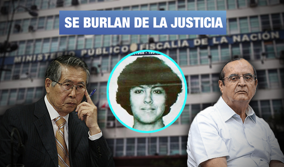 Fujimori, Montesinos y el Grupo Colina evaden a la Fiscalía por asesinato de periodista Melissa Alfaro