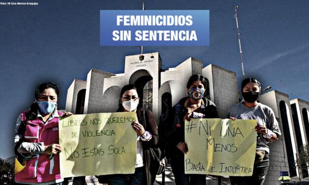 Arequipa: 15 feminicidios en dos años y 15 agresores sin condena hasta la fecha