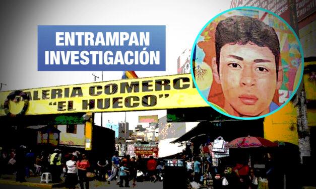 Fiscalía denuncia que galería El Hueco entregó videos incompletos en caso Bryan Pintado