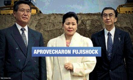 Familiares de Keiko Fujimori que se enriquecieron con donaciones siguen prófugos
